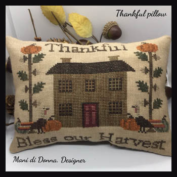 Thankful Pillow