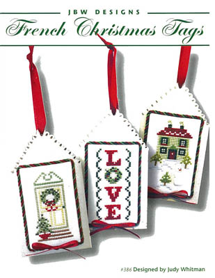 French Christmas Tags