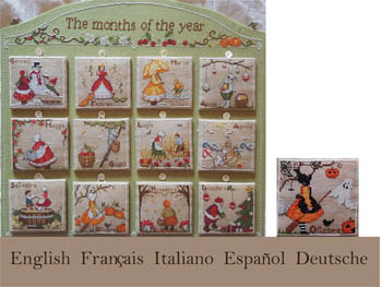 Months Of The Year (I Mesi Dell'Anno)