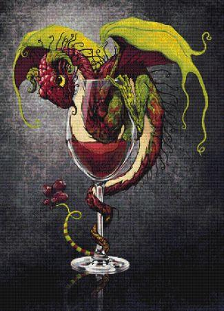 Red Wine Dragon