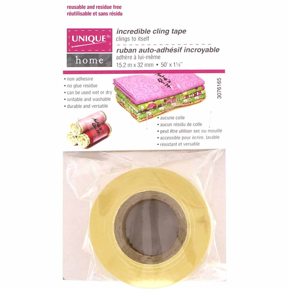 UNIQUE HOME Incredible Cling Tape