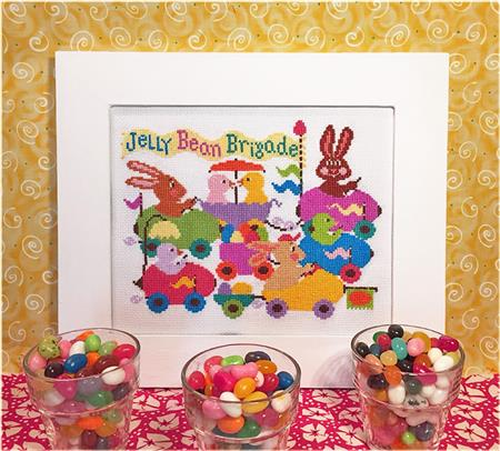 Jelly Bean Brigade