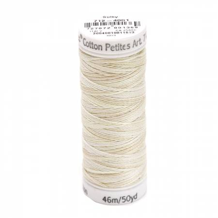 Sulky Blendables Cotton Petites - Parchment