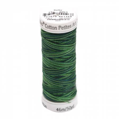 Sulky Blendables Cotton Petites - Forever Greens
