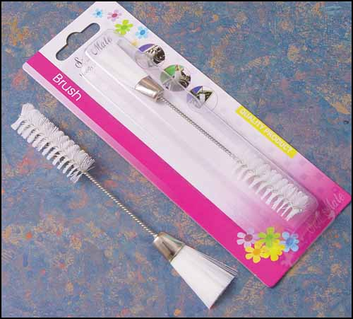 Large Handy Dual Brush