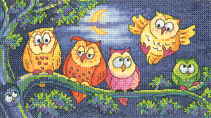 A Hoot Of Owls