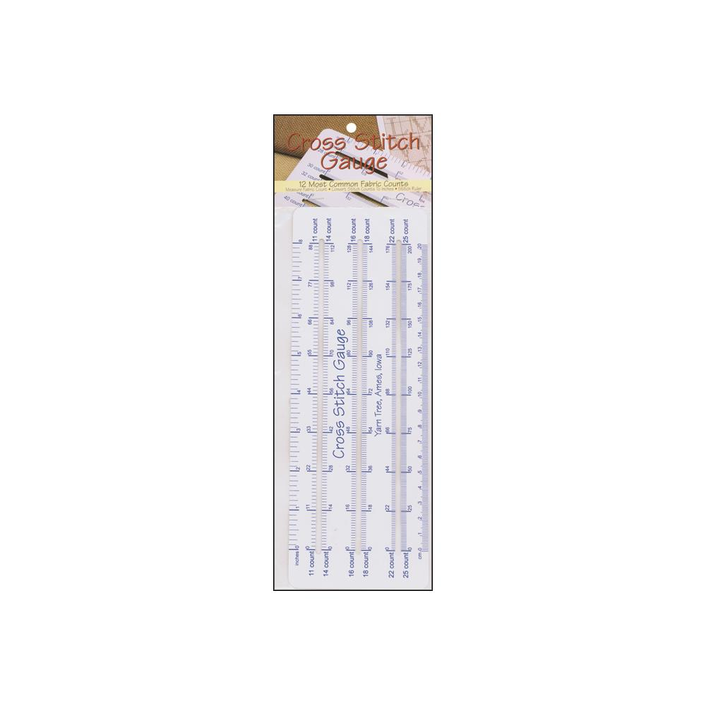 Cross Stitch Gauge