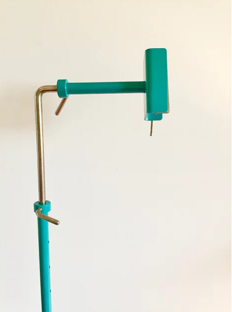 Complete Beryl-Teal Color Workstand