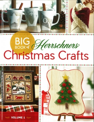 Big Book of Christmas Crafts - Volume 1