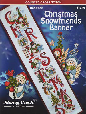 Christmas Snowfriends Banner