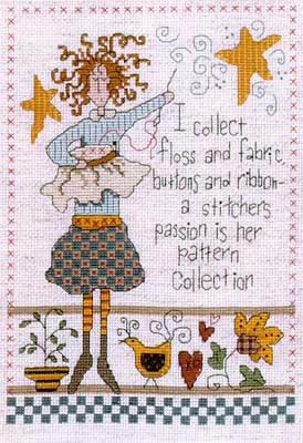 Cross Stitch Collector