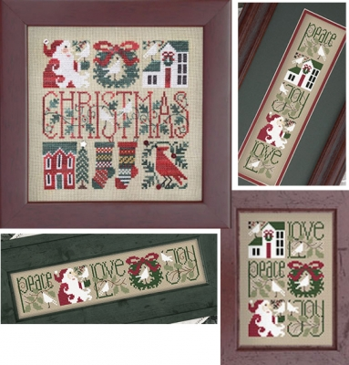 Little Bits of Christmas (10 designs)