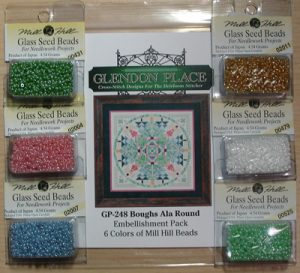 Boughs Ala Round Embellishment Pack