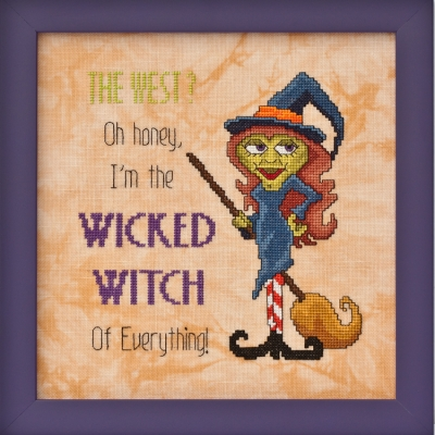 Wicked Witch of Everything