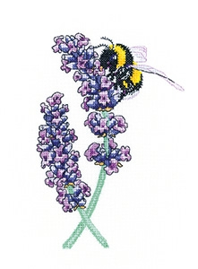 Lavender Bee - Peter Underhill Collection