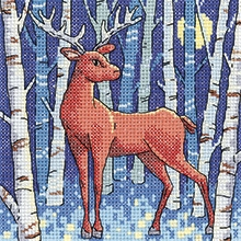 Stag - Woodland Creatures - Karen Carter Collection