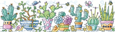 Cactus Garden - The Karen Carter Collection