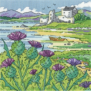 Thistle Shore - By the Sea by Karen Carter