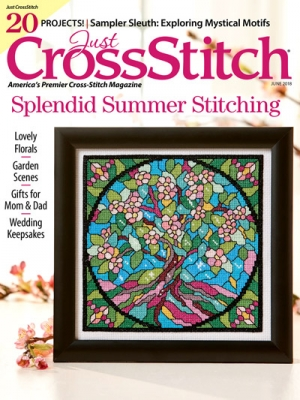 Just Cross-Stitch - May/June 2018
