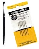 John James Tapestry Needles - Size 24 (6/pack)
