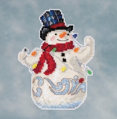 Snowman with Lights (2016)