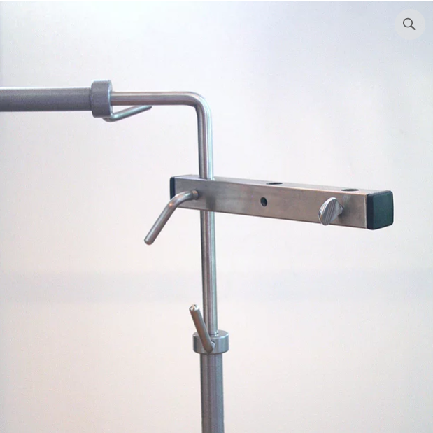 Light Bracket For Silver Grey or Colored Stand