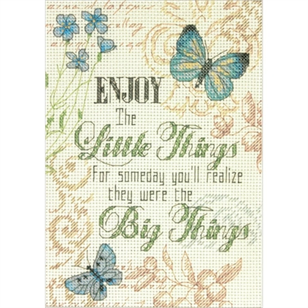 Mini Little Things Counted Cross Stitch Kit