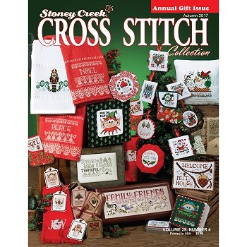 Stoney Creek Cross Stitch Collection - 2017 Autumn