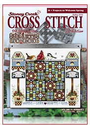 Stoney Creek Cross Stitch Collection - 2019 Spring