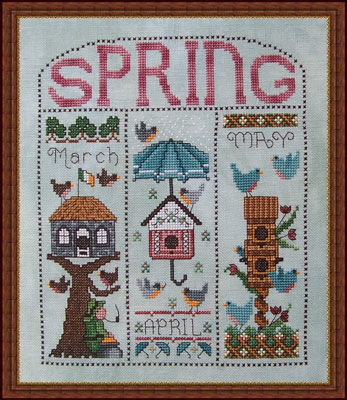 Spring Homes - Click Image to Close