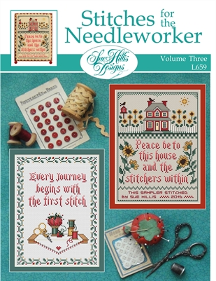 Stitches For The Needleworker Volume 3