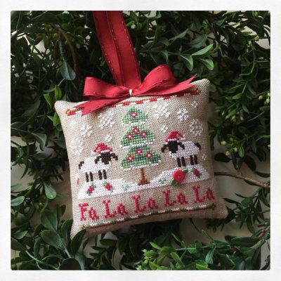 Fa La La - Country Cottage Ornaments