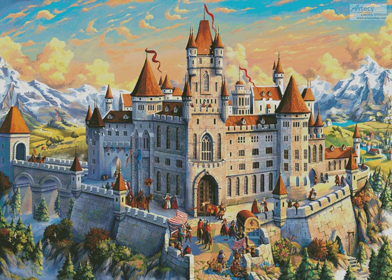 Magnificent Castle - Large