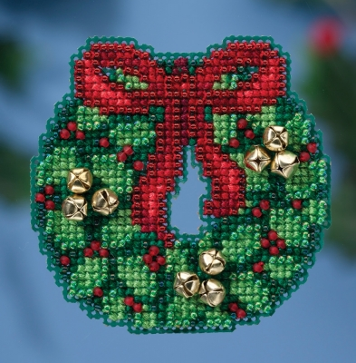 Jingle Bell Wreath (2016)
