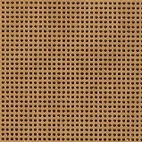 14 Count Perforated Paper - Antique Brown