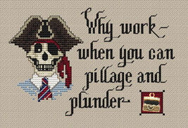 Pillage And Plunder