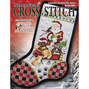 Stoney Creek Cross Stitch Collection - 2020 Summer