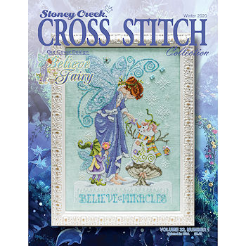 Stoney Creek Cross Stitch Collection - 2020 Winter