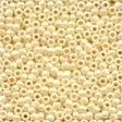 00123 Cream Glass Seed Beads