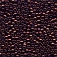 00330 Copper Glass Seed Beads