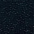 02014 Black Glass Seed Beads