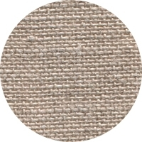 30 Count Natural Brown Linen