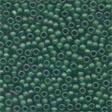 62020 Creme De Mint Frosted Seed Beads