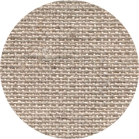32 Count Natural Brown Linen