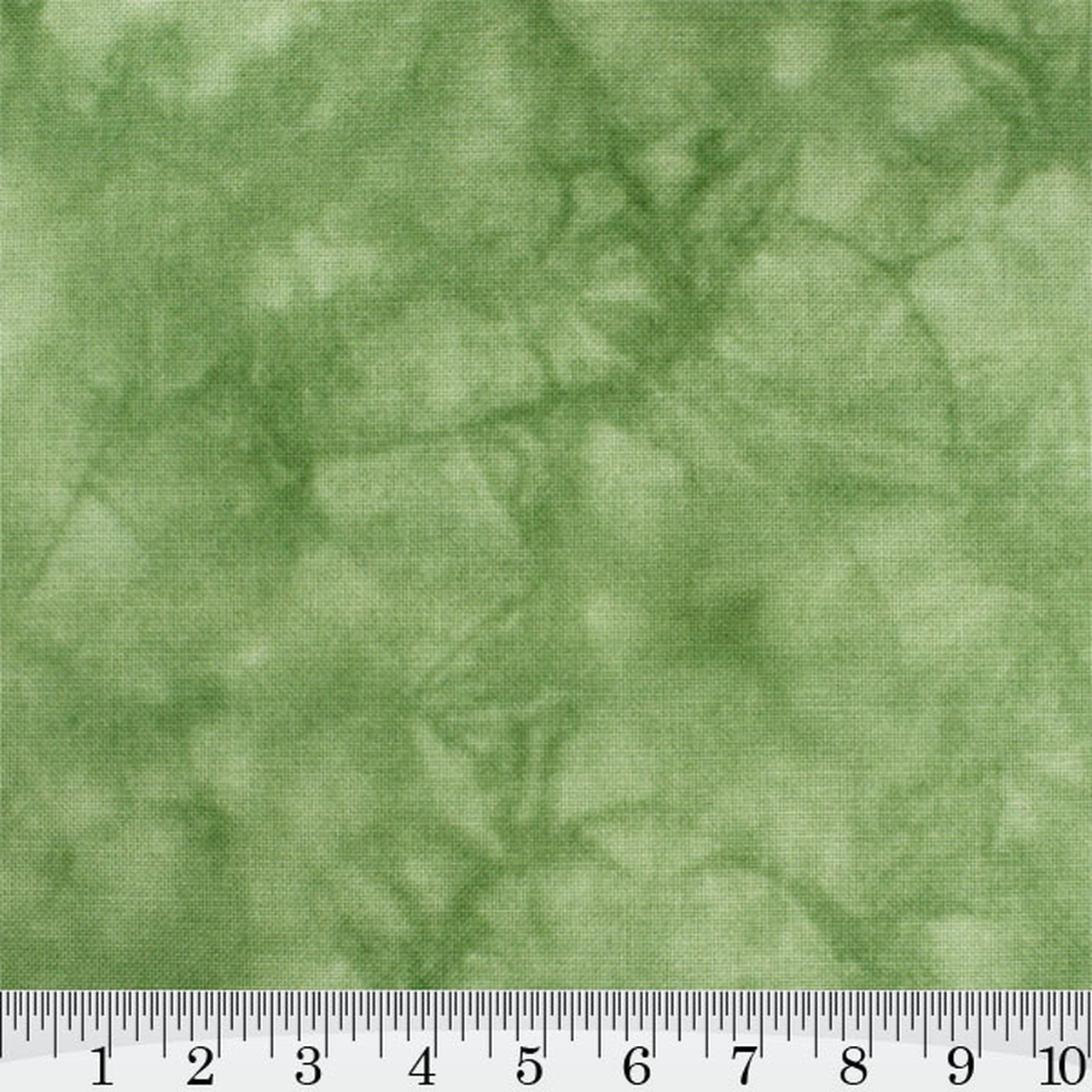 Olive Hand Dyed Effect Cross Stitch Fabric