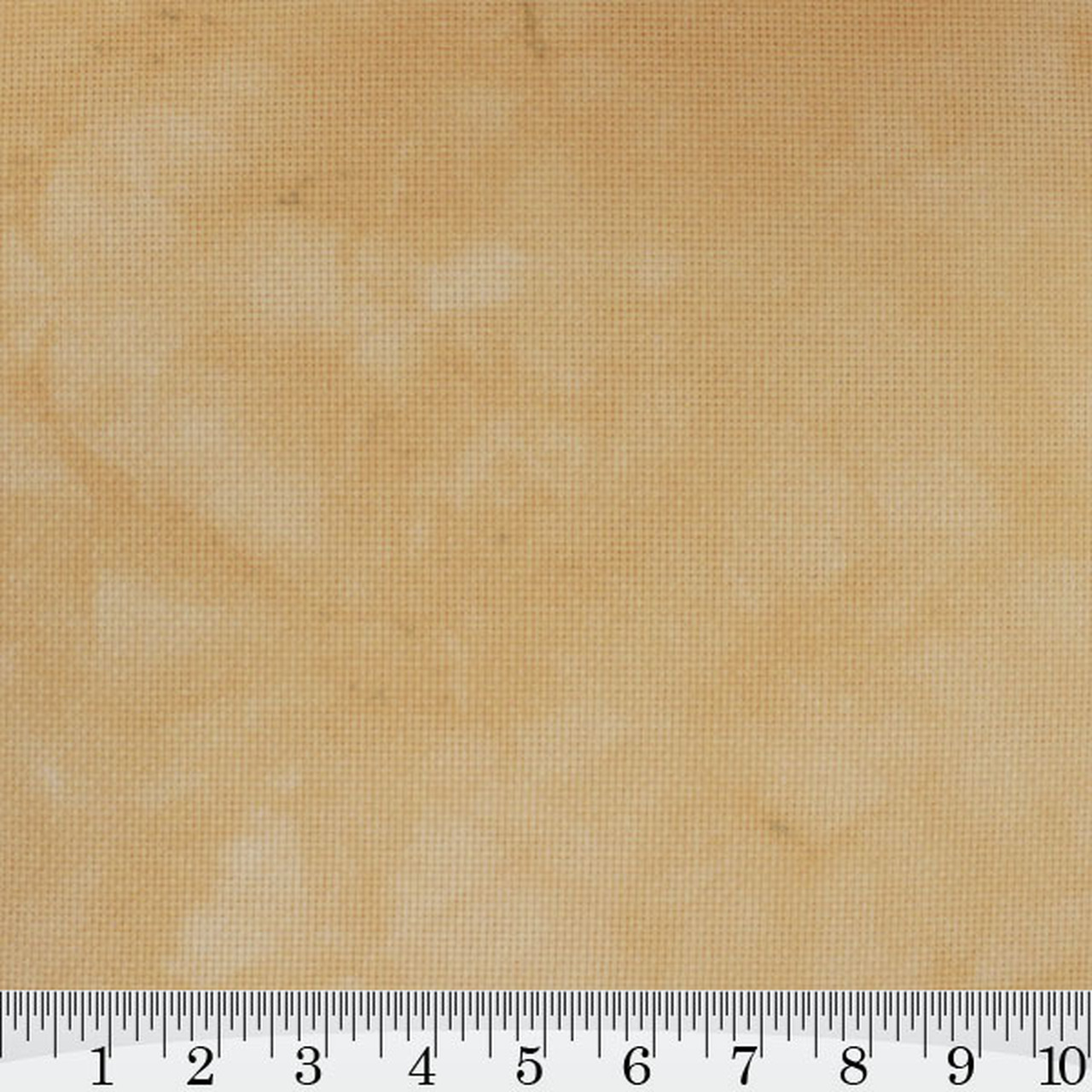 Peach Hand Dyed Effect Cross Stitch Fabric