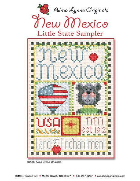 New Mexico Little State Sampler