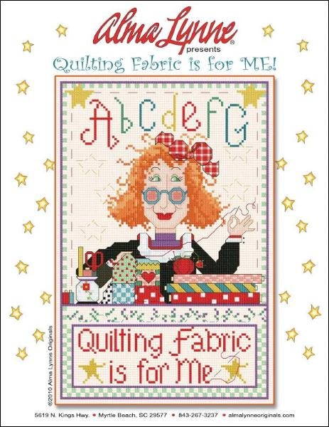 Quilting Fabric is for ME!