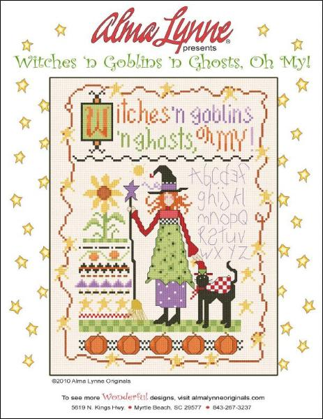Witches 'n Goblins 'n Ghosts, Oh My!