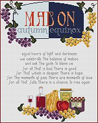 Mabon: Wheel of the year Series